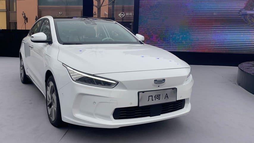 Лучшие и интересные Китайские электромобили в 2020 году